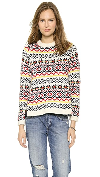 Paul & Joe Sister Peaks Sweater