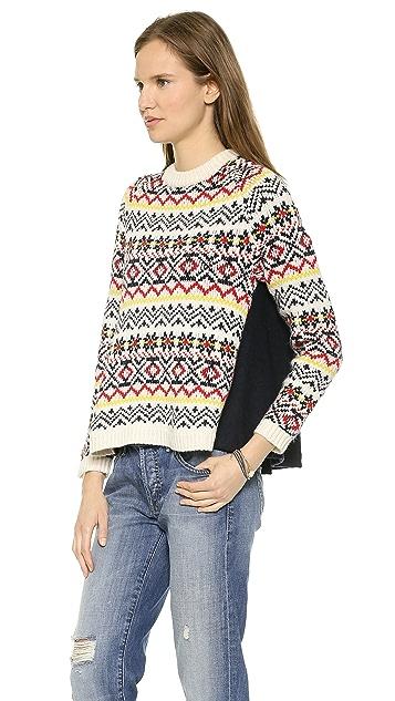 Paul & Joe Sister Peaks Sweater