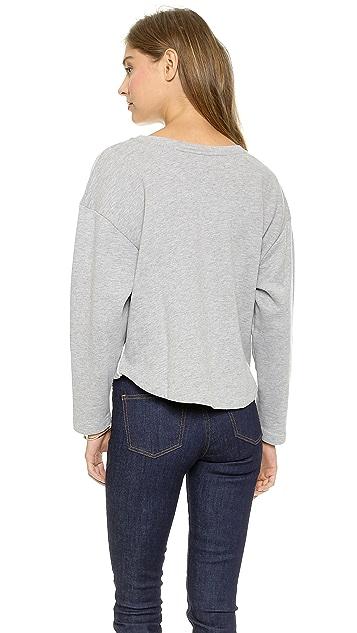 Paul & Joe Sister Pelote Sweatshirt