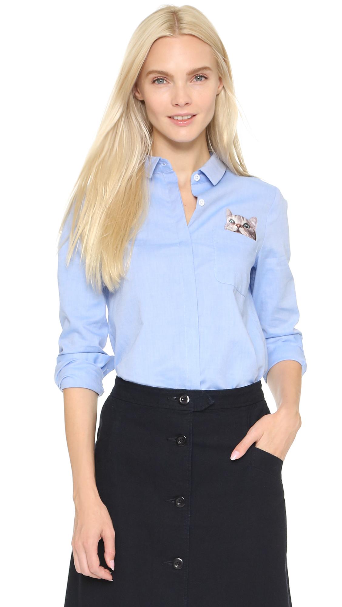 Buy Paul & Joe Sister online - photo of Paul & Joe Sister Chaperche Shirt