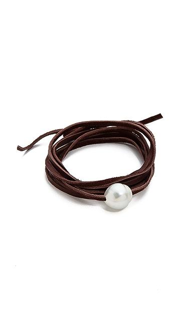 Pame Designs Single South Sea Wrap Bracelet