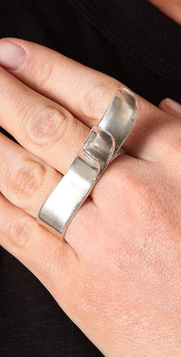 Pamela Love Wave Ring