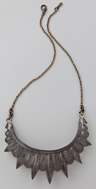 Pamela Love Tribal Spike Necklace