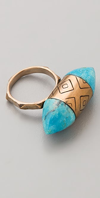 Pamela Love Ellipse Ring