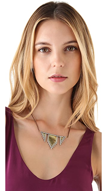 Pamela Love Empire Wings Necklace