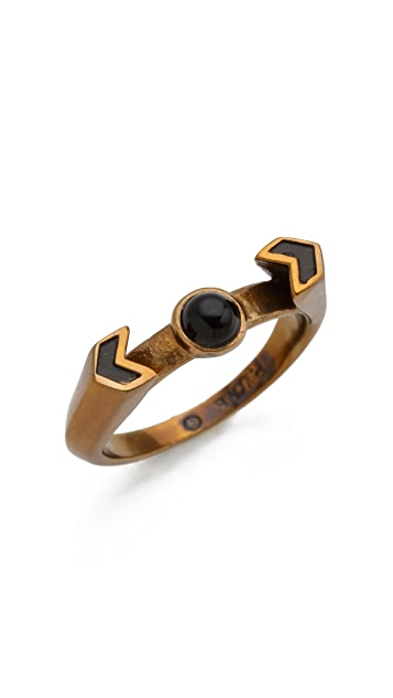 Pamela Love Chevron Reveal Ring