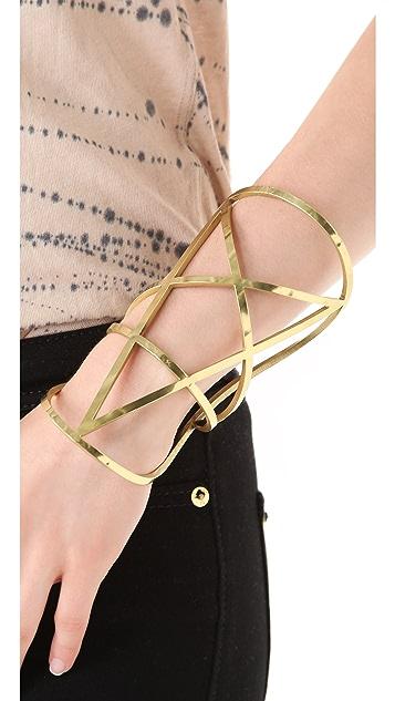 Pamela Love Pentagram Cuff
