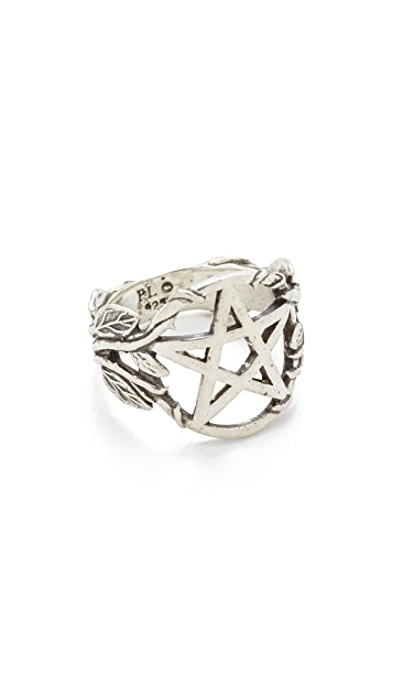 Pamela Love Pentagram Ring