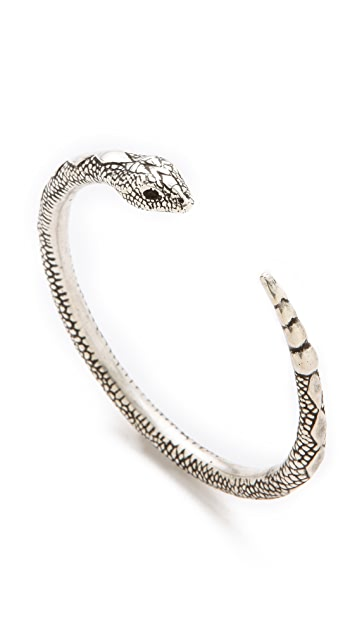 Pamela Love Serpent Bangle