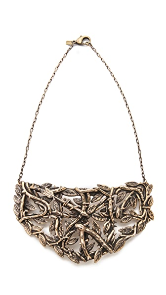 Pamela Love Maia Breastplate Necklace