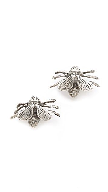 Pamela Love Fly Earrings