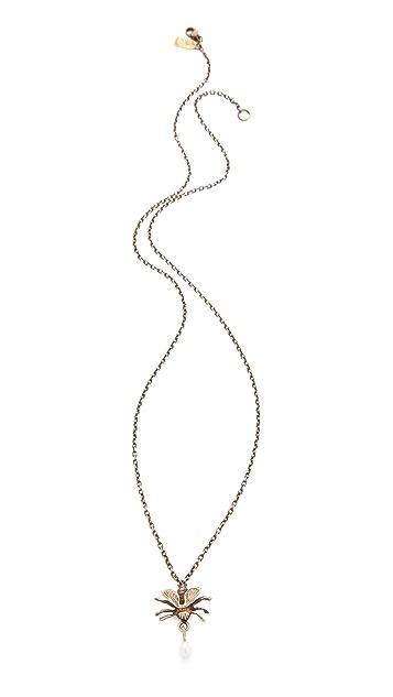 Pamela Love Fly Necklace