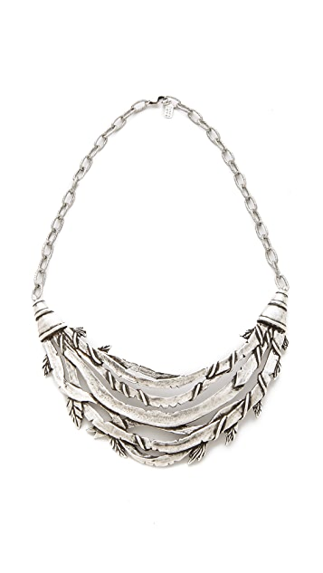 Pamela Love Banner Necklace
