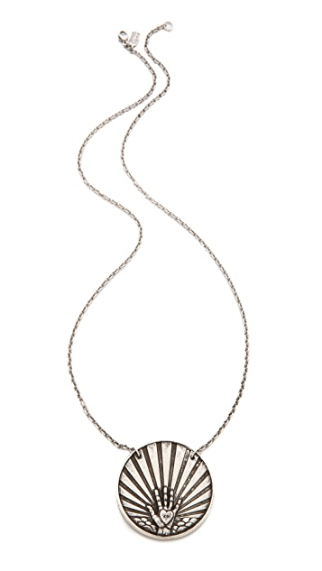 Pamela Love Divina Pendant Necklace