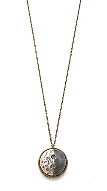 Pamela Love Diana Pendant Necklace