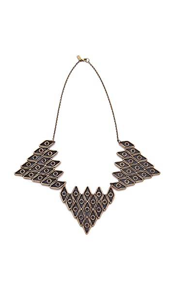 Pamela Love Oculus Collar Necklace