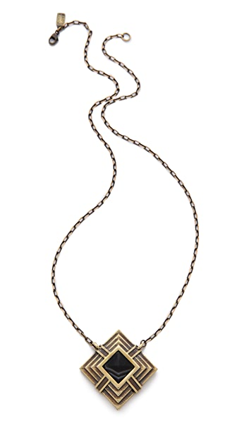 Pamela Love Small Step Pendant Necklace