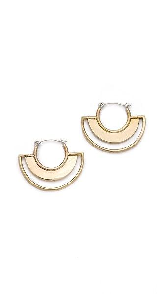 Pamela Love Sunset Earrings