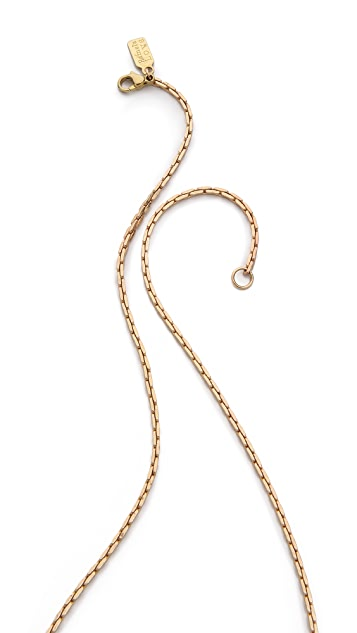 Pamela Love Halo Necklace