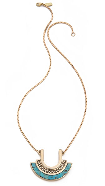 Pamela Love Halo Necklace
