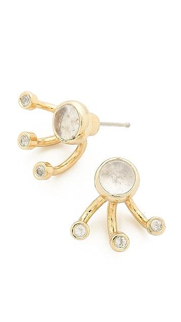 Pamela Love 3 Gravitation Earrings