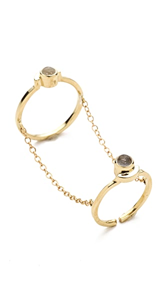 Pamela Love Gravitation Chain Ring