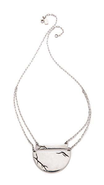 Pamela Love Chasm Pendant Necklace