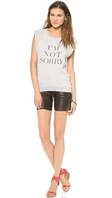 Pam & Gela Not Sorry Sweatshirt