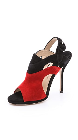 Paul Andrew Artemis Heeled Sandals