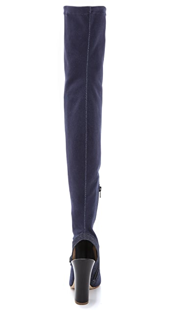 Paul Andrew Phaius Over the Knee Boots