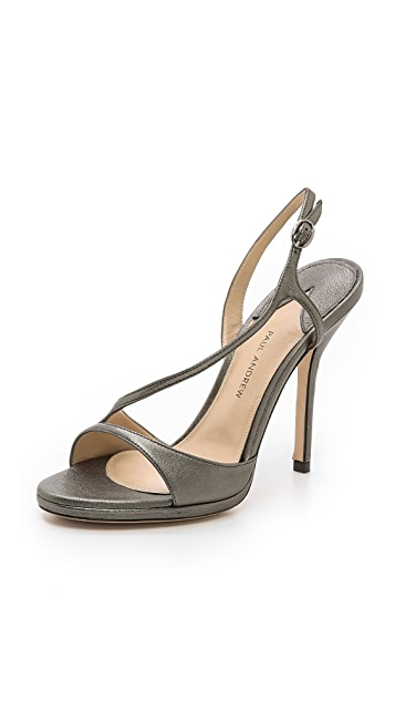 Paul Andrew Aria Heeled Sandals