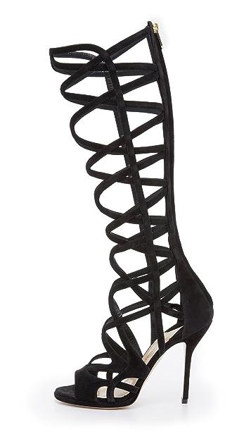 Paul Andrew Mia Cutout Sandals