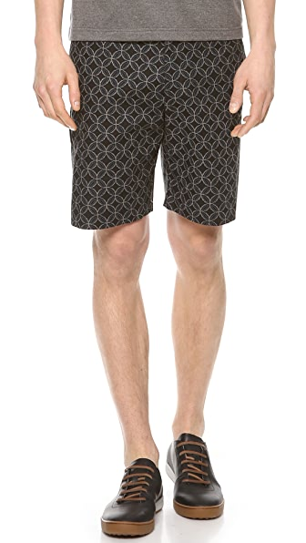 Parke & Ronen Ios Madrid Shorts