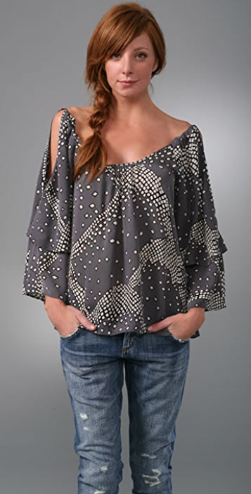 Parker Double Sleeve Top
