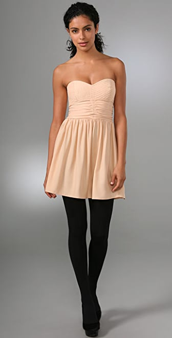 Parker Strapless Dress | SHOPBOP
