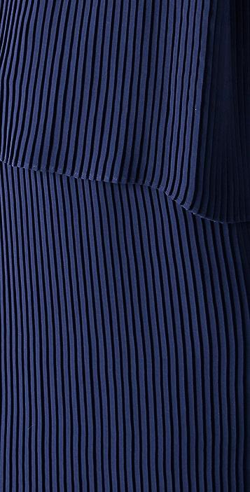 Parker Pleated Dress