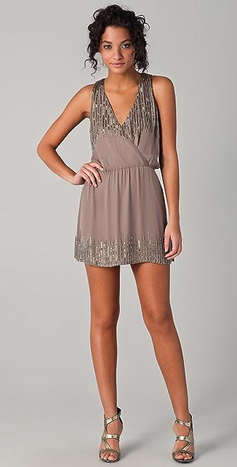 Parker Chain Sequin Dress