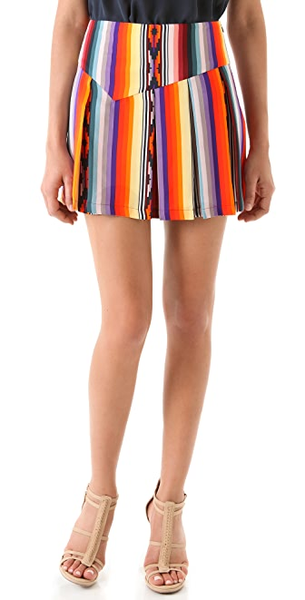 Parker Pleated Skirt