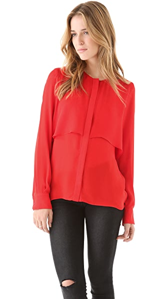 Parker Two Layer Top