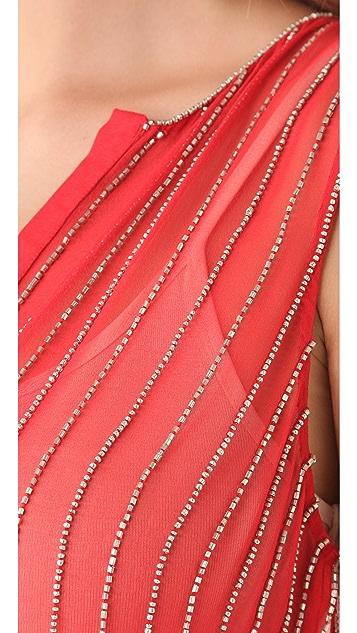 Parker Bugle Necklace Top