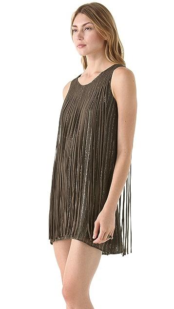 Parker Fringe Dress