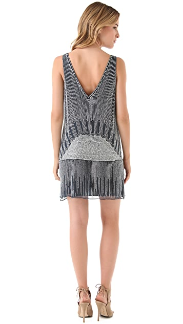 Parker Beaded Flapper Dress