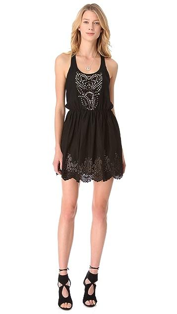 Parker Laser Cut Dress