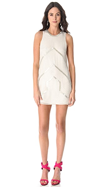 Parker Architect Beaded Dress