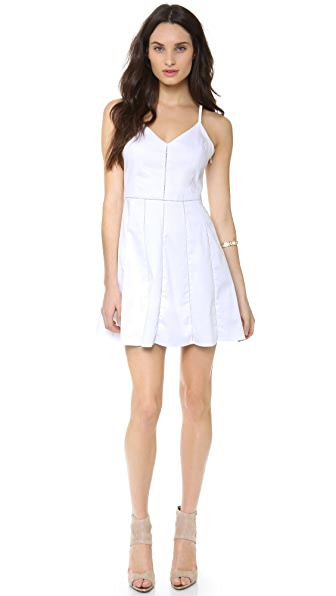 Parker Juliet Flared Mini Dress