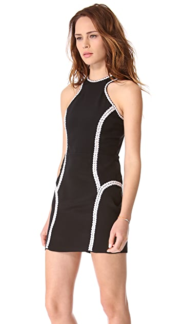 Parker Bruna Mini Dress