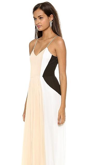Parker Lyric Combo Dress