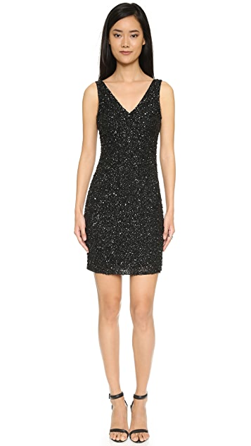 Parker Parker Black Brookdale Dress