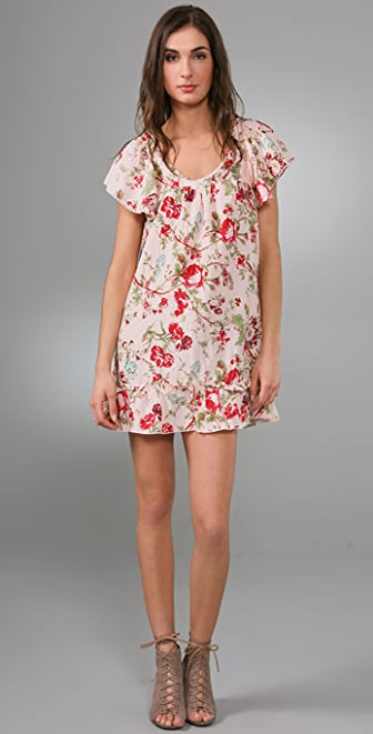 PJK Patterson J. Kincaid Maggie Dress
