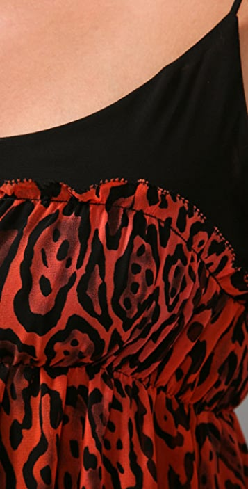 PJK Patterson J. Kincaid Adri Short Dress